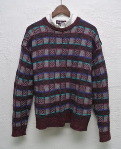 Image of Vintage knitted sweater (M)