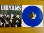 Image of LIBYANS -s/t- LP (on blue or black vinyl)