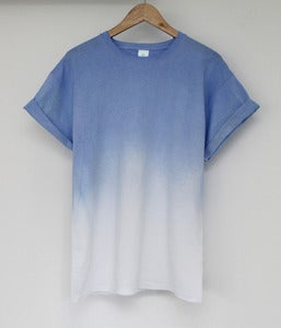 Image of Lavender AND Dip Dye Tee