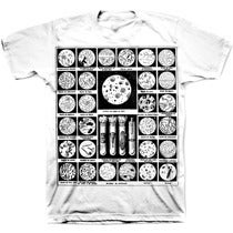 Image of VINTAGE MICROBIOLOGY tee shirt