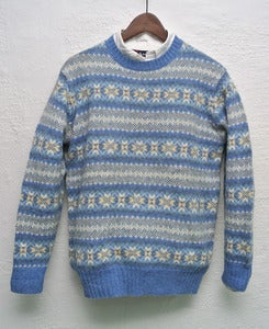 Image of Vintage fair isle sweater (M)#2