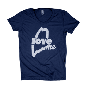 Image of LoveME T-Shirt (Navy)
