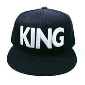 "Image of KingNYC  ""KING"" SnapBack"