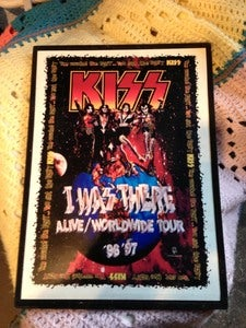 Image of Kiss Worldwide Tour '96