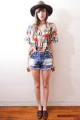 Image of ahoy mate blouse