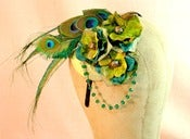Image of Fauna Fascinator SOLD
