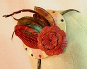 Image of Ruby Fascinator