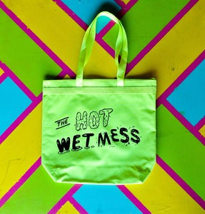 Image of 35 Denton Throwback Hot Wet Mess 2012 tote