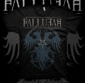 Image of FALLUJAH - Blue Emblem
