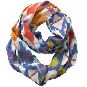 Image of Astraea. Long Infinity Scarf