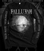 Image of FALLUJAH - Live and Suffer Long Sleeve