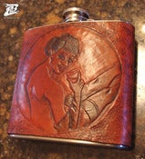 Image of Pin-up Flask