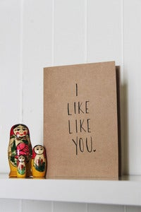 Image of I Like Like You
