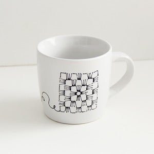 Image of Granny Square Mug