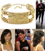 Image of Celeb inspired choker necklace