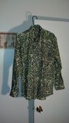 Image of RARE JAPANESE PLANT プラント設計 BUTTON UP LRG MENS (1 LEFT!)