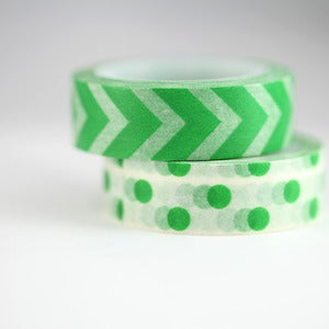 Image of Green With Envy Washi Tape