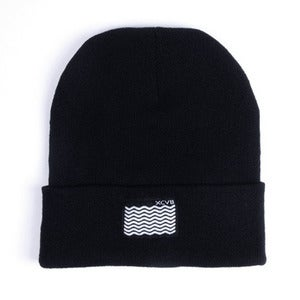 Image of XCVB - Black Beanie