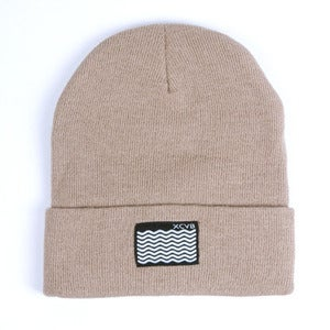 Image of XCVB - Tan Beanie