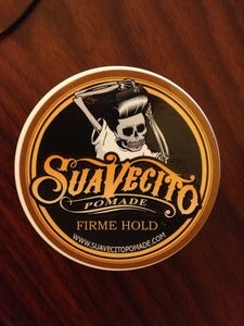 Image of Suavecito Pomade 4 Oz. Single - Firme/Strong Hold