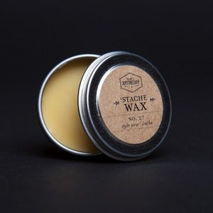 Image of 'Stache Wax