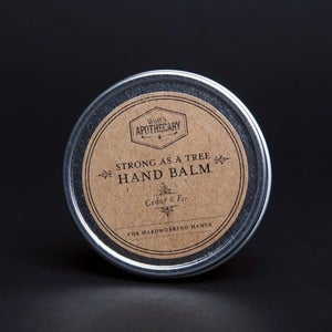 Image of Strong As A Tree Hand Balm