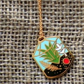 Image of Terrarium Pendant by Yellow Owl Workshop