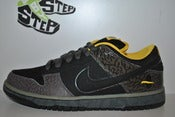 "Image of Nike Dunk Low Premium SB ""Yellow Curb"""