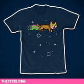 Image of LIMITED EDITION NYAN BUB SHIRTS!