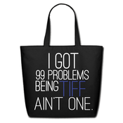 Image of 99 Problems - Tote