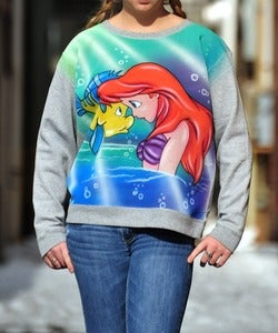 Image of Under The Sea Sweatshirt