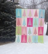 Image of trees! quilt pattern PDF