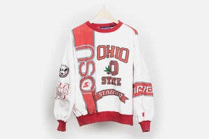 Image of STARTER Ohio State 'Big Ten Conference' Sweatshirt