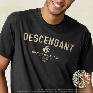 Image of Smart Set Athletic Club - Descendant - Tee