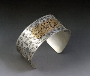 Image of Pebbles Cuff Bracelet