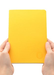 Image of Cahier Yellow
