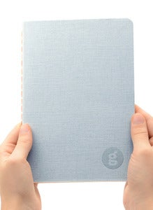 Image of Cahier Light Grey