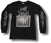 Image of BLACK CHAIN LONG SLEEVE **NEW**