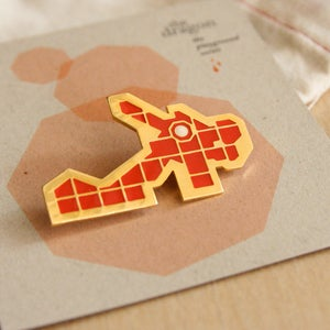 Image of Playground Pins: Dragon