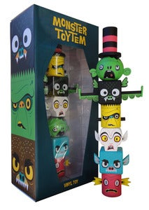 Image of Monster Toytem Kidrobot Exclusive **SOLD OUT**