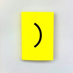 Image of A Book of Smileys Curated by Tsto