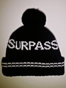 Image of Surpass Pom Beanie