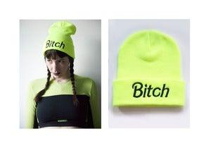 Image of Bitch Beanie