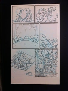 Image of Bravest Warriors - Issue 1, Page 15