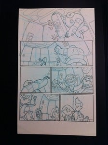 Image of Bravest Warriors - Issue 2, Page 1