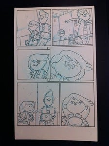 Image of Bravest Warriors - Issue 2, Page 2