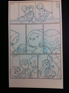 Image of Bravest Warriors - Issue 2, Page 7