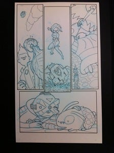 Image of Bravest Warriors - Issue 3, Page 2