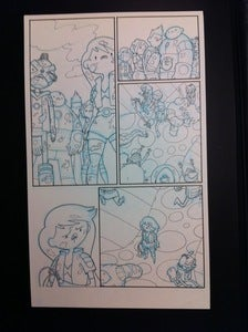 Image of Bravest Warriors - Issue 3, Page 4