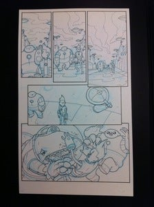 Image of Bravest Warriors - Issue 3, Page 7